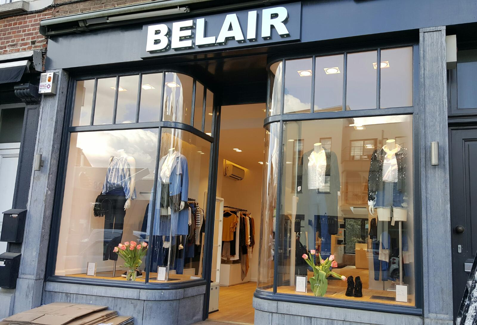 Boutique Belair Paris