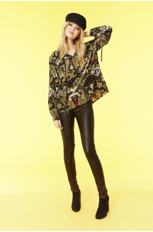 Blouse Bliss - Belair Paris