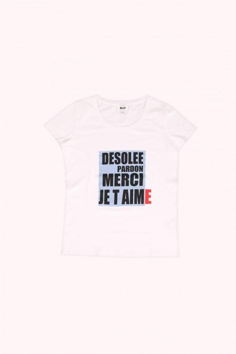 Tee-shirt Tesole - Belair Paris