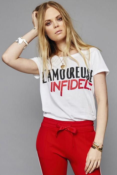 Tee-shirt Tov - Belair Paris