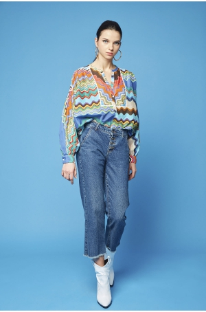 Blouse Bloom - Belair Paris