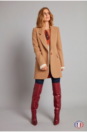 Manteau Manon - Belair Paris