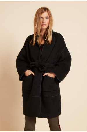 Manteau Micheline - Belair Paris