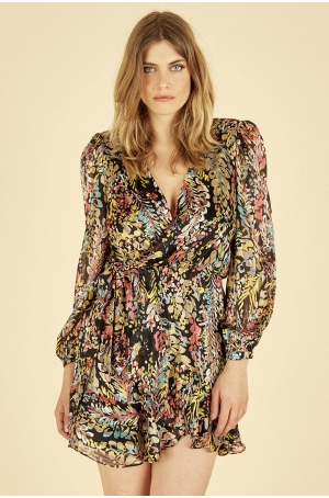 Robe Ricky5 - Belair Paris