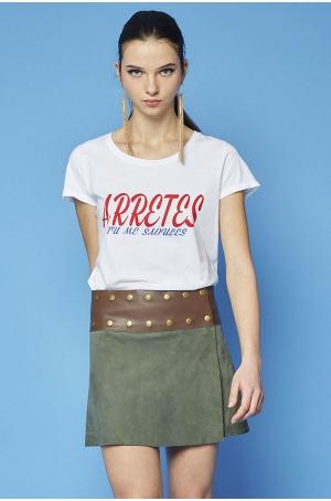 Tee-shirt Tartinee - Belair Paris