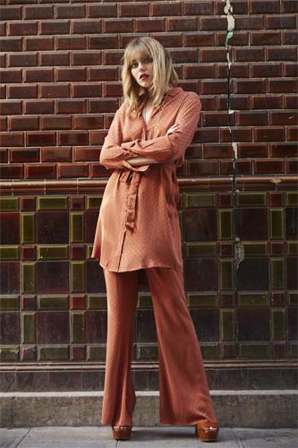 Robe RENA - Pantalon PANTY - Belair - Automne-Hiver 2019