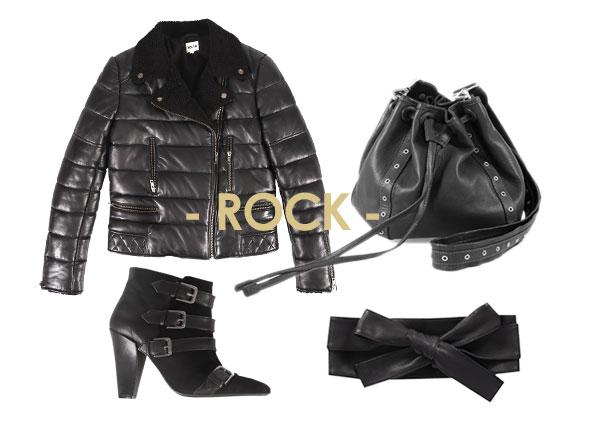 Belair, Cuero Rock