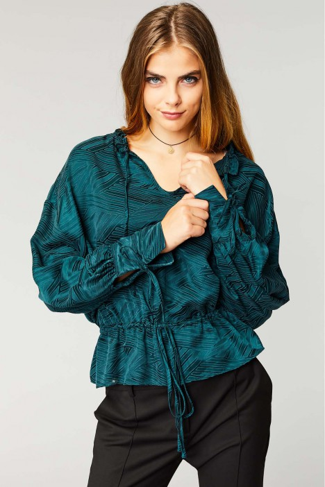Blouse Baron - Belair Paris