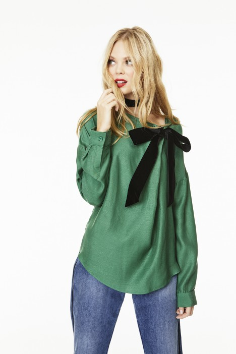 Blouse Bio - Belair Paris
