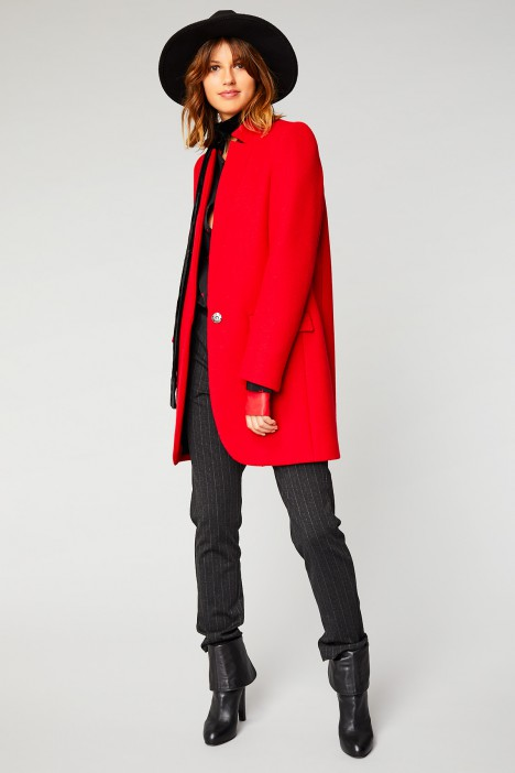 Manteau Marguerite - Belair Paris