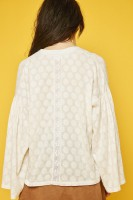 Blouse Bavaroy - Belair Paris