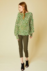 Blouse Babouprint - Belair Paris
