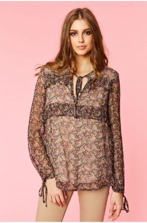 Blouse Bisou - Belair Paris