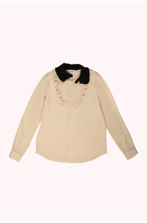 Blouse Brunette - Belair Paris